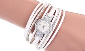 Montre Multi bracelets Edie
