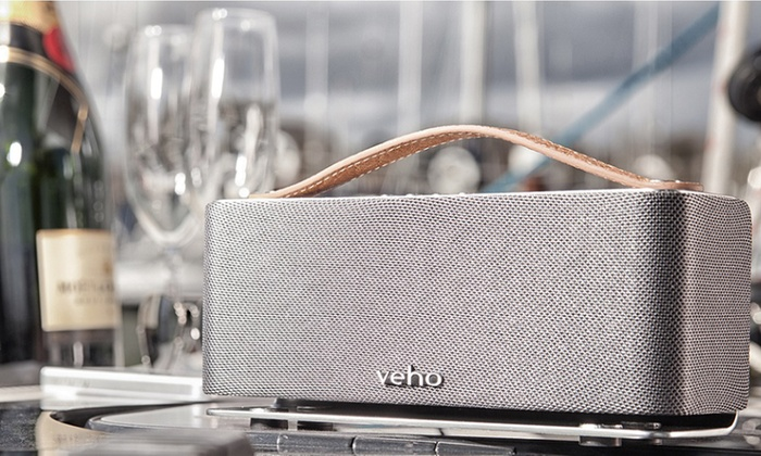 Groupon Goods Global GmbH: Veho M6 Bluetooth Speaker for €39.99 With Free Delivery (69% Off)