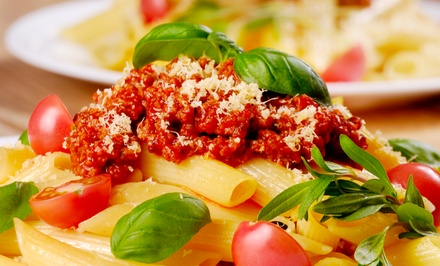Italian Dinner for Two or Four at La Cambusa (50% Off). Two Options Available.