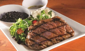 Giraffas Flagler: Brazilian Food at Giraffas (47% Off). Two Options Available.