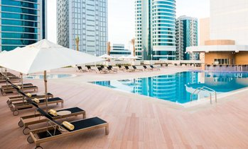 Fujairah: One-Night Stay for Two