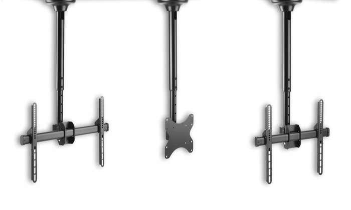 Up To 56 Off On Argom 23 70 Tv Ceiling Mount Groupon Goods