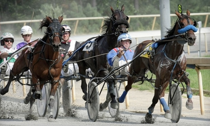 Colonial Downs Racetrack - New Kent: $25 for a Horse-Racing Package with Lunch, Baseball Cap, and a Guided Tour at Colonial Downs Racetrack ($58 Value)