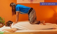 1x oder 2x 90 Min. Thai-Massage, wahlweise mit Aromaöl, bei PAT´s Wellness and Spa Thai-Massage (bis zu 53% sparen*)