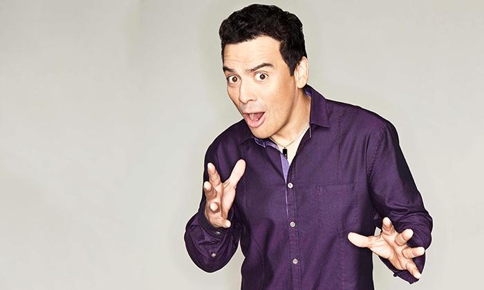 Carlos Mencia - Fox Theater at Foxwoods Resort Casino: Carlos Mencia on Friday, November 14 (Up to 50% Off)