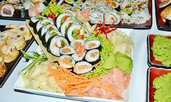 Wybrany zestaw sushi z lodami - Restauracja Fondo  19c8dd8fa68