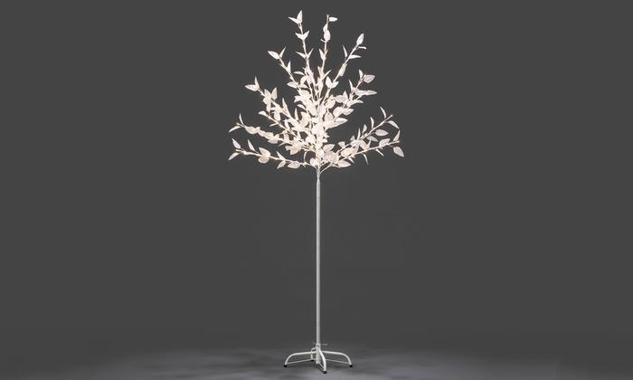 arbre lumineux led groupon shopping. Black Bedroom Furniture Sets. Home Design Ideas