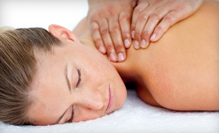 One or Three 60-Minute Deep-Tissue Massages at Serenity Source Massage (Up to Half Off)
