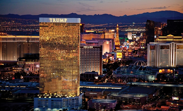 5 Star Nongaming Hotel Near Las Vegas Strip