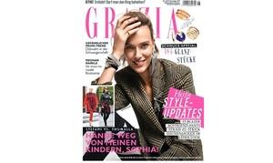 Eventus Media GmbH: Halbjahres-Abo (26 Ausgaben) der Zeitschrift GRAZIA (91% sparen*)