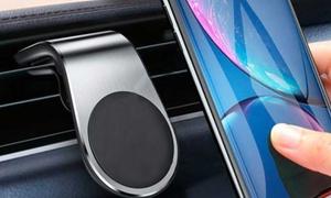1 ou 2 supports magnétiques pour smartphone et GPS