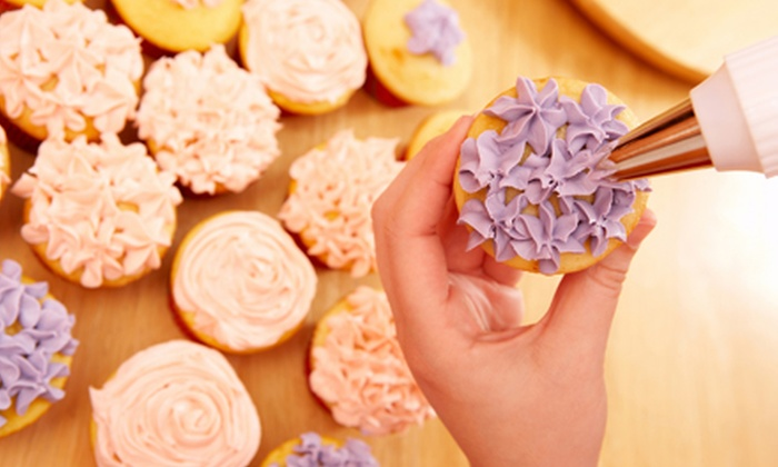 Make It Sweet - North-Central Austin: Baking and Specialty Skills Classes for One or Two with Jennifer at Make It Sweet (Up to 55% Off)