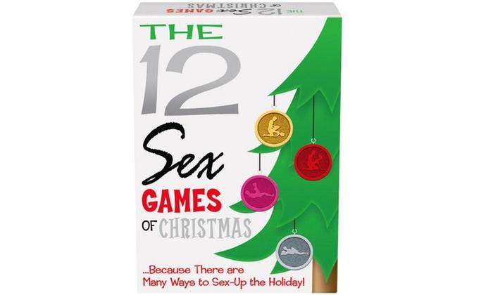 Игры секс рождество фото 713-132