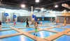 56% Off Ninja Lounge and Arcade Package at Dezerland Park