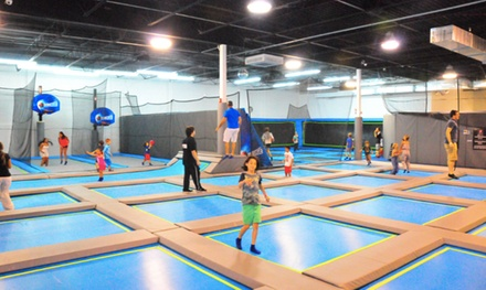 Ninja Lounge & Miami Arcade at Dezerland Park Miami (Up to50% Off). Two Options Available.
