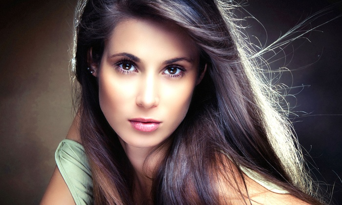 Davidov Hair & Spa - Murray Hill: Shampoo and Conditioning with Optional Haircut, or Color or Partial Highlights at Davidov Hair & Spa (Up to 68% Off)