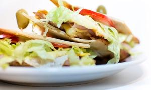 Lomipizza: Desde $129 por 2 o 4 lomos completos + papas rejillas en Lomipizza