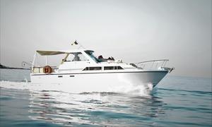 AGANTAR YACHTING: Une journée en mer avec déjeuner à bord d'un yacht de 10 mètres pour 1 ou 2 personnes dès 85 € chez Agantar Yachting