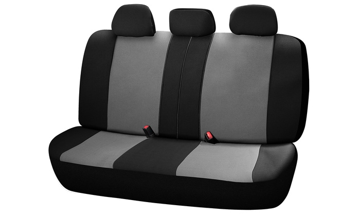 Coleman Journeyman Class Rear Bench Car Truck Suv Or Van Seat Cover Groupon