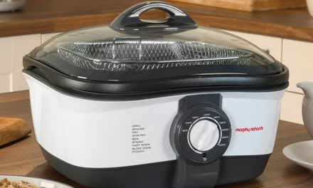 Morphy Richards 562020 Intellichef Nine-in-One Multi-Cooker