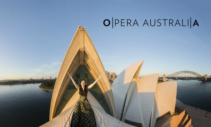 $49 for One A-Reserve Ticket to Opera Australia's Great Opera Hits 2017 at the Sydney Opera House (Up to $77.50 Value)