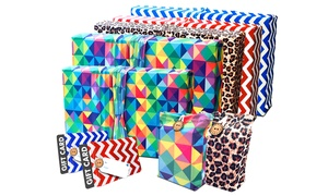 Wrapeez Reusable Stretch Fabric Gift Wrap Bundles at Wrapeez Reusable Stretch Fabric Gift Wrap Bundles, plus 9.0% Cash Back from Ebates.