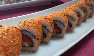 Restaurante Tuna: Menú para 2 o 4: entrante, principal, sushi, postre, bebida y opción a botella de vino desde 22,95 € en Restaurante Tuna