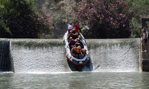 Blanca Turiocio: Descenso en rafting con pícnic y fotografías para 2 o 4 personas desde 29,99 € con Blanca Turiocio