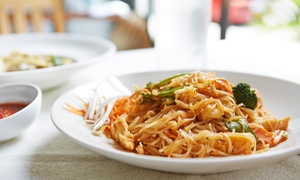 Montri Thai Fine Cuisine: One Free Appetizer and Soda with Purchase of A $30 Order at Montri Thai Fine Cuisine