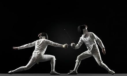 1 ($9) or 5 ($39) Fencing Classes for 1 Person at SilverSword Australian Fencing Academy, 2 Locations (Up to $150 Value)