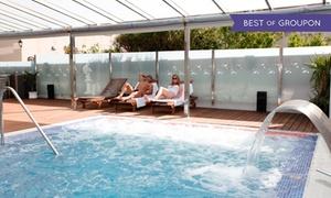 Spa Hotel Nautic: Spa y piscina para 2 con copa de cava y opción a cocktail, menú y masaje desde 24,95 € en Spa Hotel Nautic