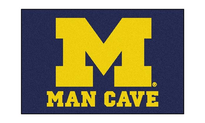 Man Cave Store Coastal Grand Mall : Ncaa man cave starter mats groupon goods