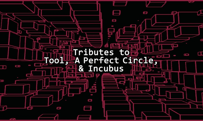 Third Eye A Tribute To Tool On Saturday March 30 At 630 Pm