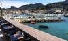 Gastronomie provençale sur le port de Cassis