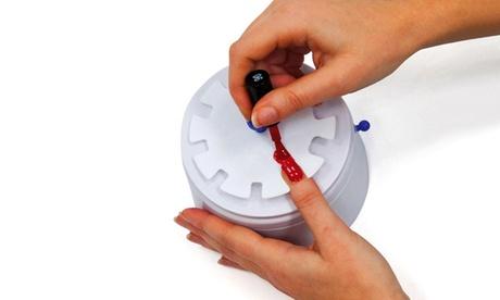 1, 2 o 3 kits para pintar las uñas