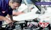 Bon d'achat chez AD pour l'entretien et la réparation automobile