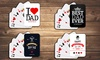 Up to 85% Off Personalized Playing Cards