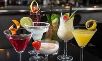 Sharing Platter and Cocktails for Two at Park International Hotel (50% Off)