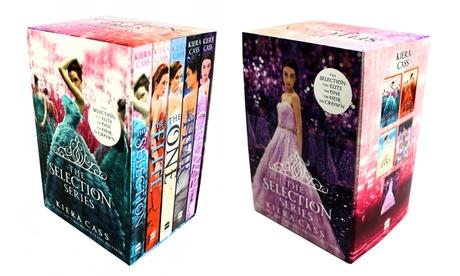 Kiera Cass The Selection Series Five-Book Box-Set