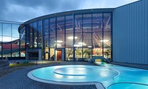 Aquabasilea: Journée d'accès au spa, avec bain, sauna et hammam pour 1 ou 2 personnes dès 29,50 € au centre suisse Aquabasilea