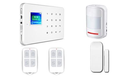 Kit allarme GSM con pannello touch