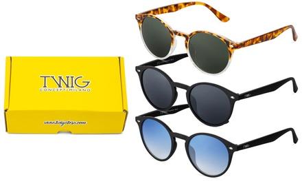 Set 3 occhiali da sole Twig Concept