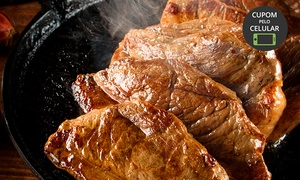 Fazenda Malongo: #BlackFriday - Rodízio de carnes com buffet liberado na Fazenda Malongo– Sarzedo - digite BLACK17 e ganhe desconto extra