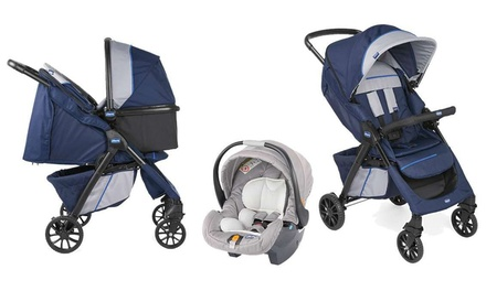 Chicco Kwik Three-in-One Stroller With Free Delivery