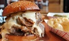 Butcher Bar Smoke House & Butcher Shop - Astoria: Smoked Barbecue for Two or Four with Drinks & Dessert at Butcher Bar Smoke House & Butcher Shop (Up to 52% Off)