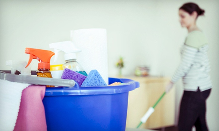 Meticulosity Cleaning Service - Sacramento: $59 for Four Man Hours of Housecleaning from Meticulosity Cleaning Service (Up to $120 Value)