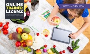 OTL Online-Akademie: 6 Monate Online-Ausbildung zum Ernährungsberater/in mit 20 Modulen bei der OTL Online-Akademie (31% sparen*)