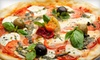 Half Off Pizza Meal at Pisa Pizzeria