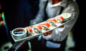 KuRaudo Sushi & Bento: Three-Course Japanese Meal for Two or Four at KuRaudo Sushi & Bento (Up to 43% Off)