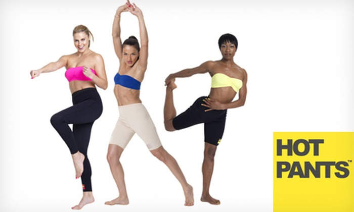 Zaggora: Weight-Loss HotPants from Zaggora (Up to 64% Off). Three Options Available.